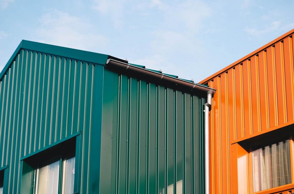 The Benefits Of Metal Siding